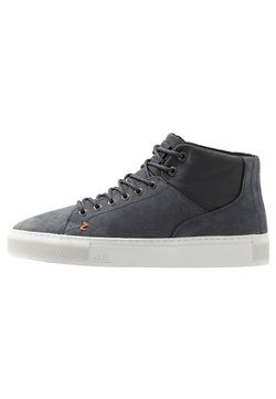 HUB - MURRAYFIELD - Sneakers hoog - washed navy/dust