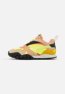 Puma - KYRON BONFIRES  - Sneakers laag - fizzy yellow/pale khaki