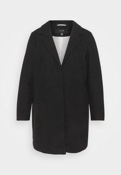 Vero Moda Curve - VMDAFNELISE JACKET - Manteau classique - black