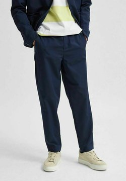 Selected Homme - Chinosy - blue denim