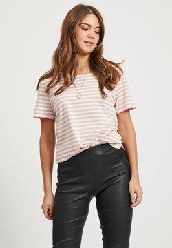 Vila - VISUS  - T-Shirt basic - pale mauve