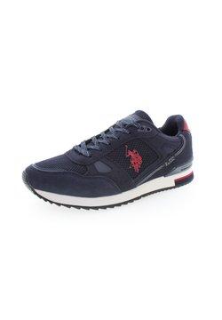 U.S. Polo Assn. - WILDE - Sneaker low - dark blue red