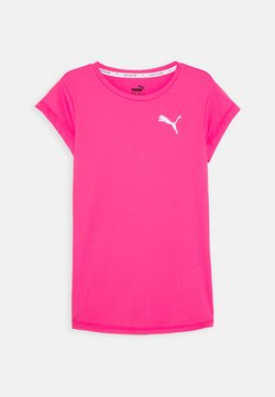 Puma - ACTIVE TEE - T-Shirt basic - glowing pink