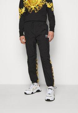 Versace Jeans Couture - CRINKLE  - Jogginghose - black