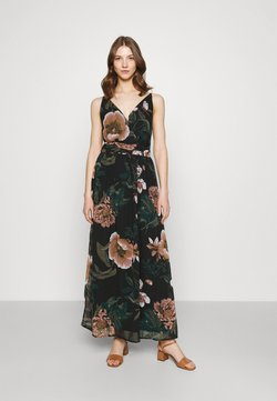 Vero Moda - VMKATNISS MAXI DRESS  - Maxi-jurk - black