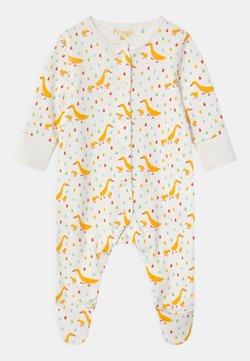 Frugi - LOVELY UNISEX - Pijama de bebé - soft white