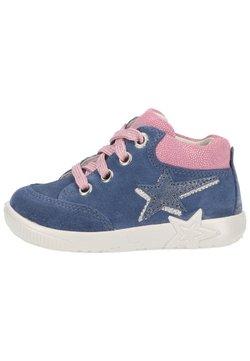 Superfit - Sneaker low - blau/rosa
