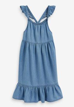 Next - Jeanskleid - blue denim