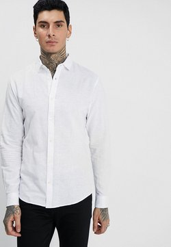 Only & Sons - ONSCAIDEN SOLID - Skjorta - white