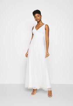Lace & Beads - LORELEI - Robe de cocktail - white