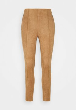 Vero Moda - VMCAVA  - Leggings - Hosen - tobacco brown