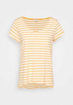 Esprit - SLUB - T-Shirt print - off white