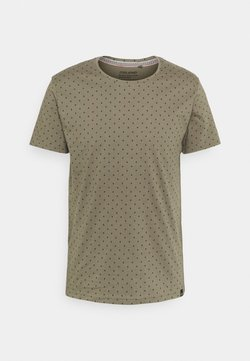 Blend - TEE - T-shirt print - dusty olive