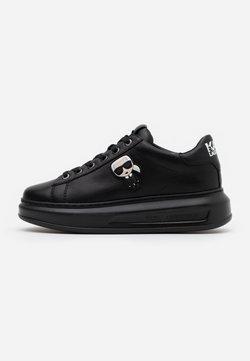 KARL LAGERFELD - KAPRI IKONIC LACE - Sneaker low - black