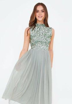 BEAUUT - JESSY - Cocktailkleid/festliches Kleid - sage green