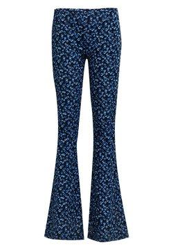 WE Fashion - Bukser - blue