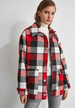 Trendyol - Leichte Jacke - red