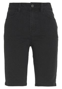 Object - OBJMARINA  - Jeansshort - black
