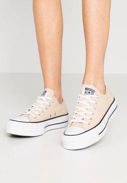 Converse - CHUCK TAYLOR ALL STAR LIFT - Baskets basses - farro/white/black
