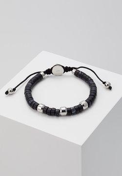 Diesel - BEADS - Bracelet - schwarz
