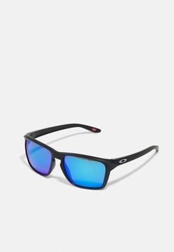 Oakley - SYLAS UNISEX - Aurinkolasit - matte black w/prizm sapphire polar