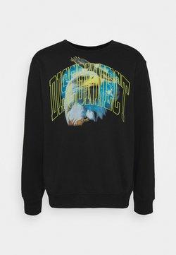 Weekday - STANDARD PRINTED - Sweatshirt - black