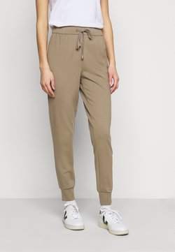 ONLY Tall - ONLPOPTRASH PANT - Jogginghose - walnut