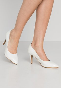 Tamaris - COURT SHOE - Brautschuh - white