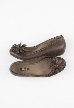 ECCO - Ballerina's - brown
