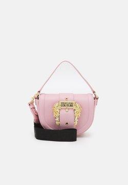 Versace Jeans Couture - CROSSBODY - Käsilaukku - pink