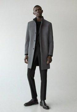 Mango - FUNNEL-I - Klasyczny płaszcz - grau