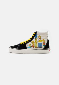 Vans - SK8 UNISEX  - Sneakersy wysokie - multicolor