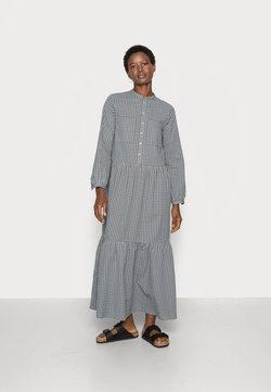 esmé studios - RADA MAXI DRESS - Maxiklänning - check tradewinds grape leaf
