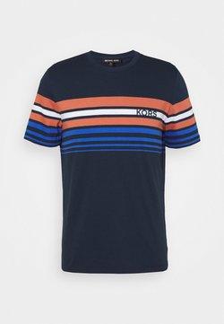 Michael Kors - SUNSET STRIPE TEE - T-Shirt print - midnight