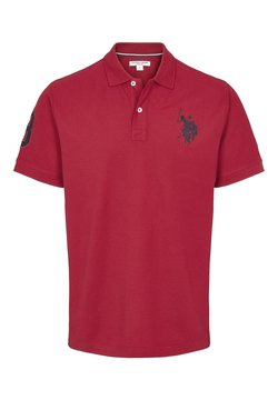 U.S. Polo Assn. - ALFREDO - Piké - jester red