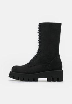 Paloma Barceló - EXCLUSIVE AKAP - Lace-up boots - black