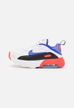 Nike Sportswear - AIR MAX 2090 EOI UNISEX - Sneakersy niskie - summit white/sapphire/black/bright crimson/racer blue/white