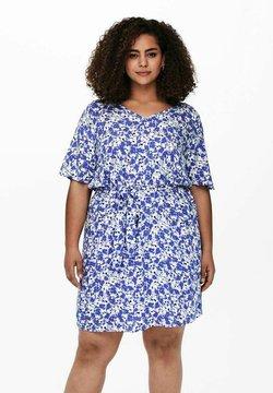 ONLY Carmakoma - Robe d'été - dazzling blue