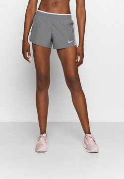 Nike Performance - 10K SHORT - kurze Sporthose - gunsmoke/atmosphere grey/vast grey/wolf grey