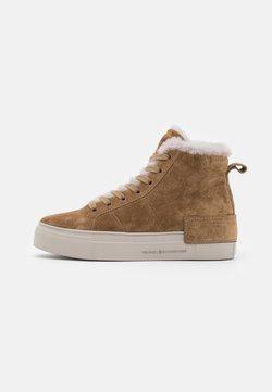 Kennel + Schmenger - SONIC - Sneaker high - wood/natur