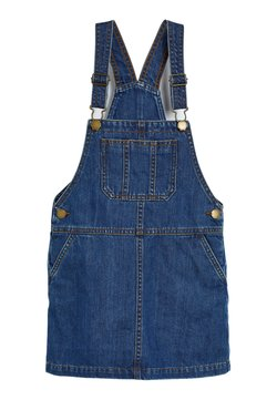 Next - PINAFORE - Jeanskleid - blue