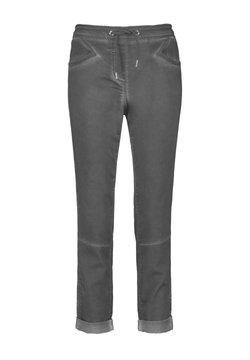 Taifun - Jeans fuselé - charcoal