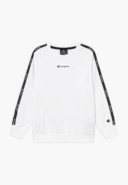 Champion - LEGACY AMERICAN CREWNECK  - Sweater - white