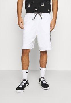 Nike Sportswear - ALUMNI - Jogginghose - white/iron grey/black
