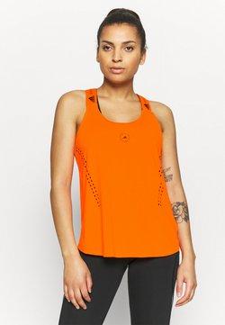 adidas by Stella McCartney - TRUEPUR TANK - Toppi - app signal orange