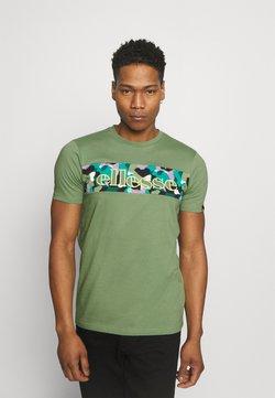 Ellesse - MORELA - Camiseta estampada - light green