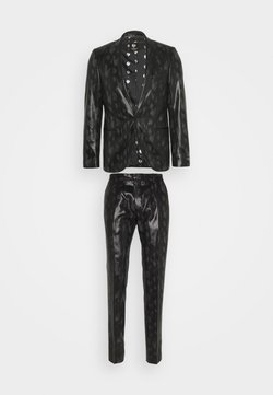 Twisted Tailor - FLEETWOOD SUIT - Costume - black