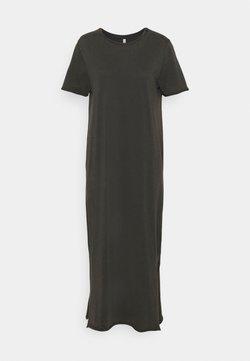 ONLY Tall - ONLSILLA LIFE DRESS TALL - Maxiklänning - black