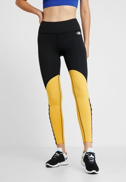 The North Face - Tights - yellow