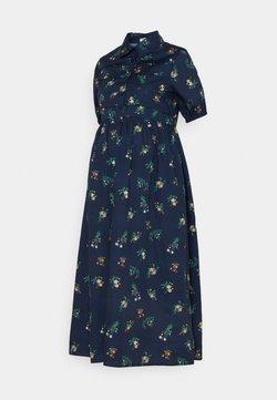 Glamorous Bloom - COLLARED DRESS - Vestido camisero - navy